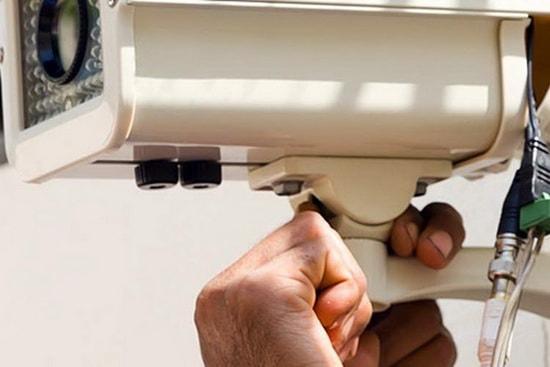 Обслуживание уличной камеры видеонаблюдения