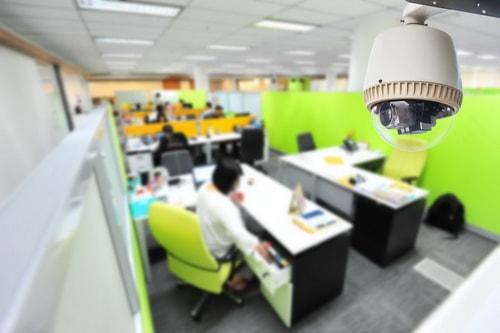 Можно ли ставить камеру видеонаблюдения в офисе