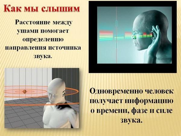 Определение источника звука, чтобы сузить поиски подозрительных событий.